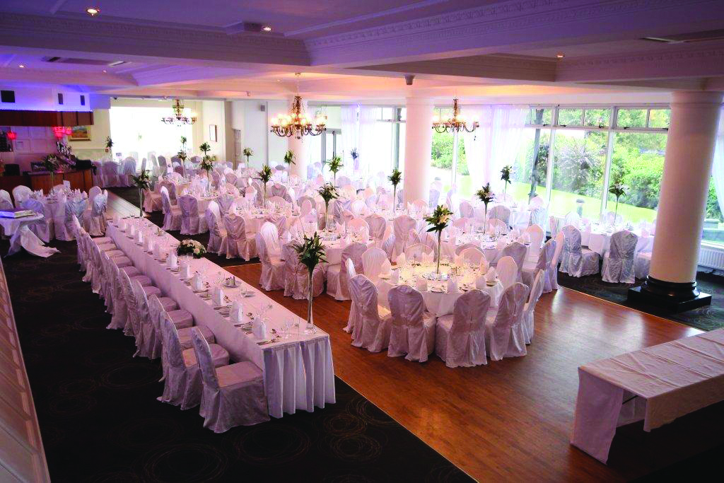 Montenotte Hotel - Winter Wedding Venues