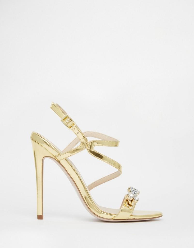 ASOS Hambley Heeled Sandals