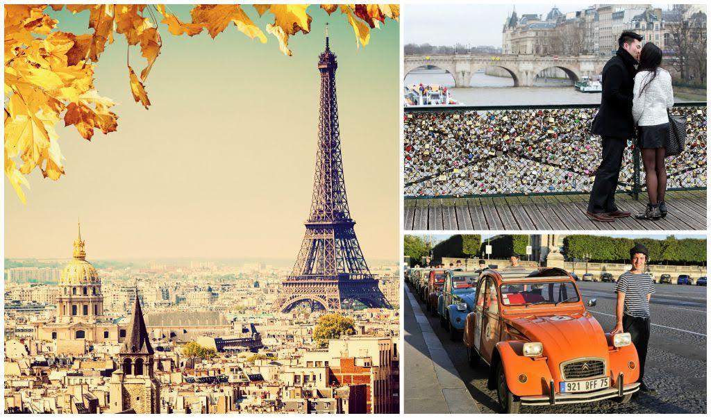 Paris Honeymoon Destinations