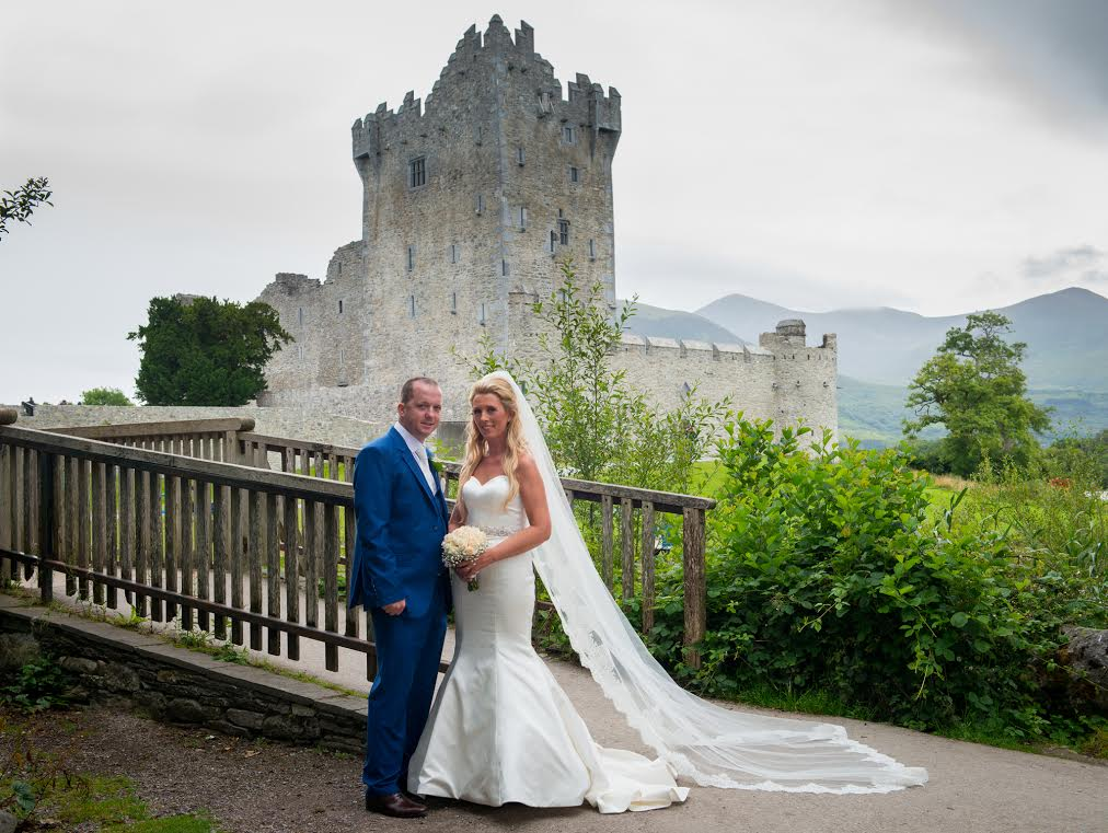 Damien & Mairead - The Kenmare Bay Hotel