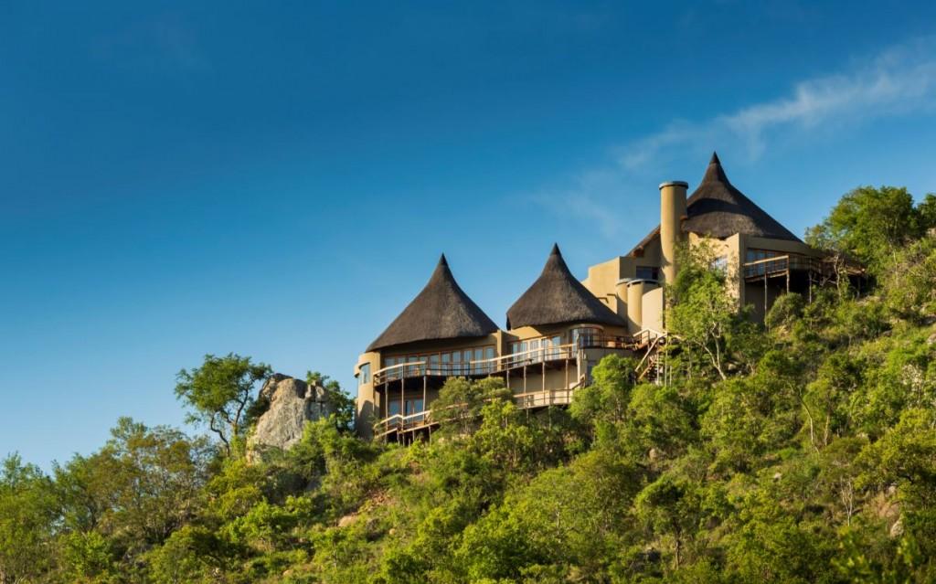 Rock Cliff Lodge, Ulusaba