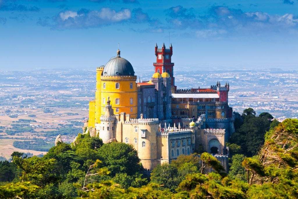 Sintra via Lisbon Ahead