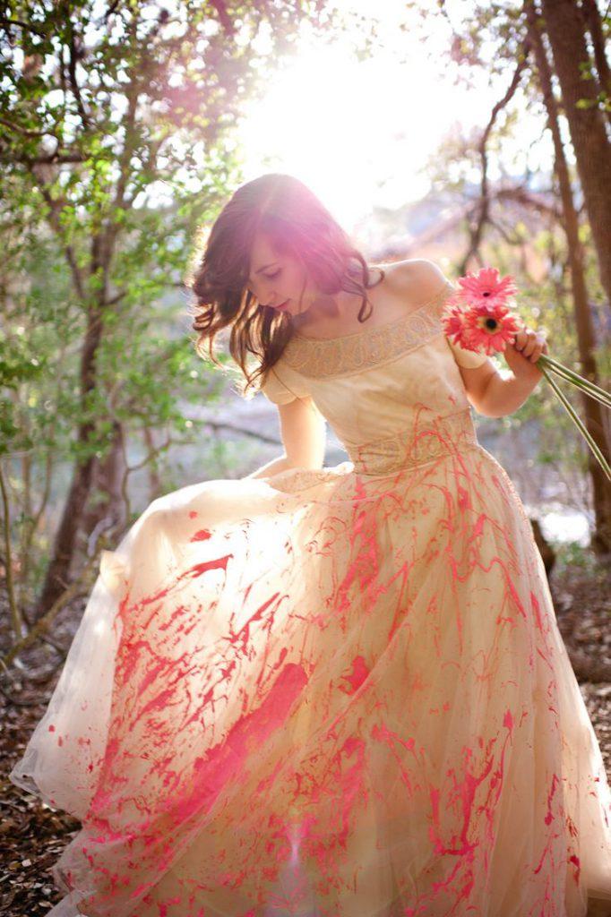 Trash Your Dress - Nadine Studio