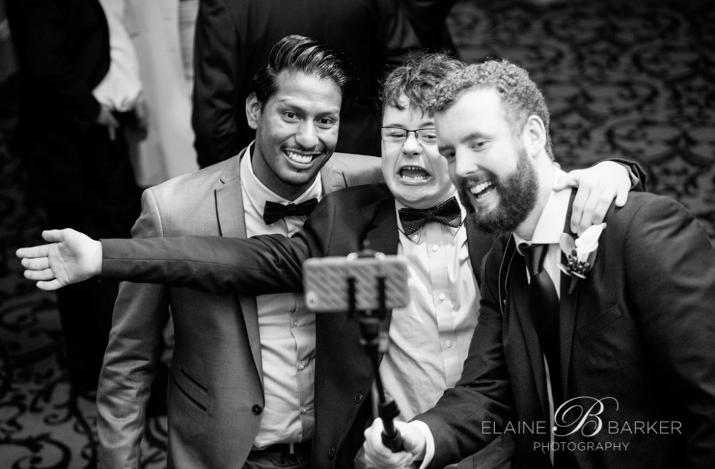 Elaine Barker Dublin Wedding Photography Thomas Prior Hall