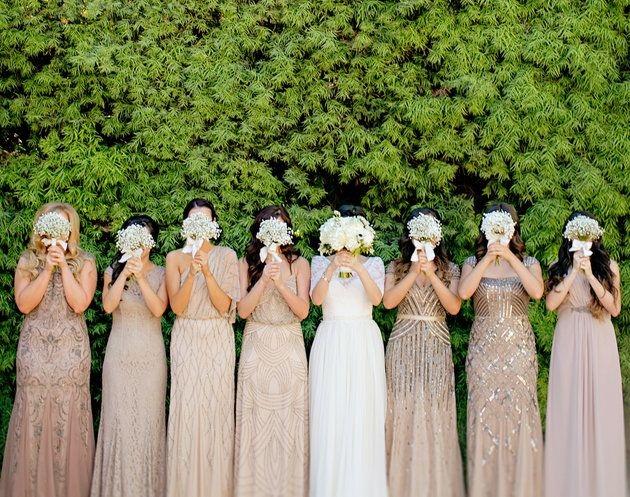 Difficult Bridesmaids