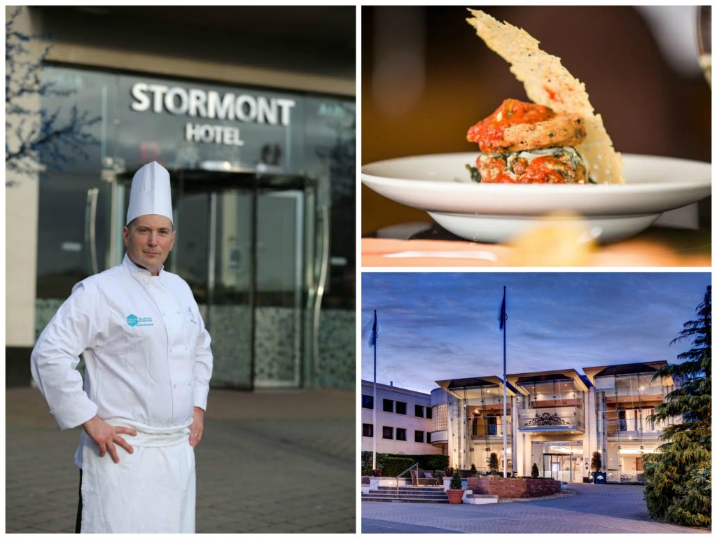 Stormont Hotel Head Chef Jay