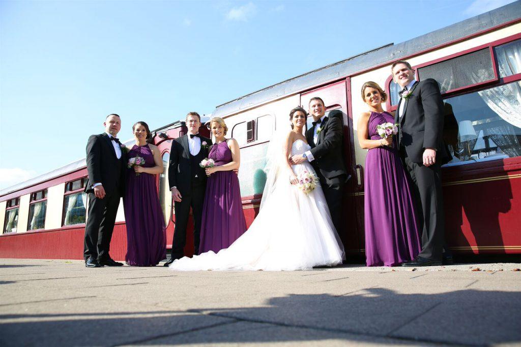 Sinead & Patrick - Glenlo Abbey Wedding