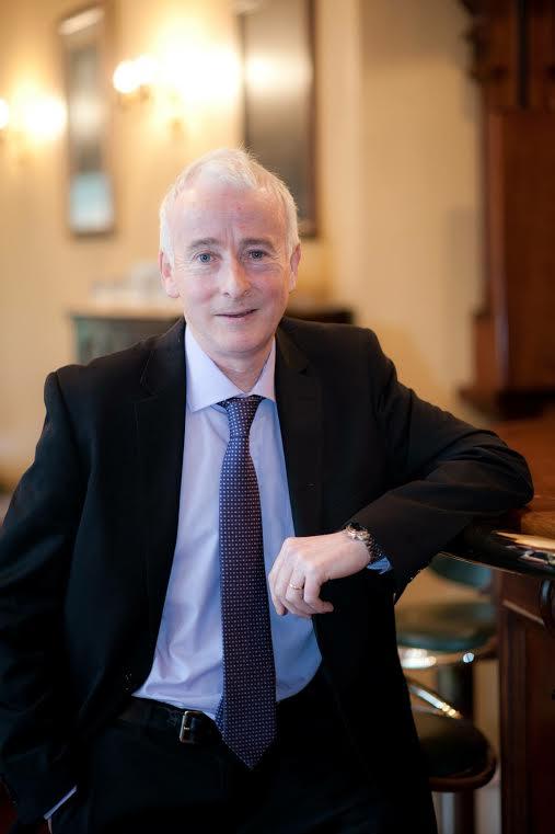 Springfort Hall General Manager Paul Walsh