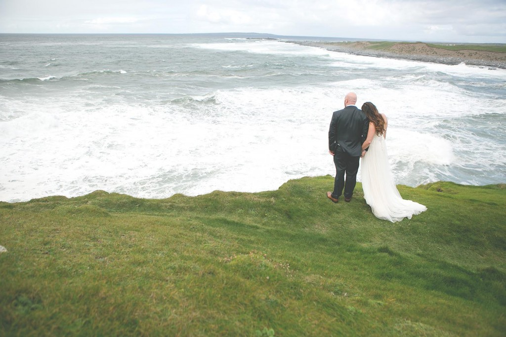 Tom & Danielle - Wild Atlantic Way Wedding