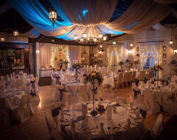 Springfort Hall Banqueting Hall