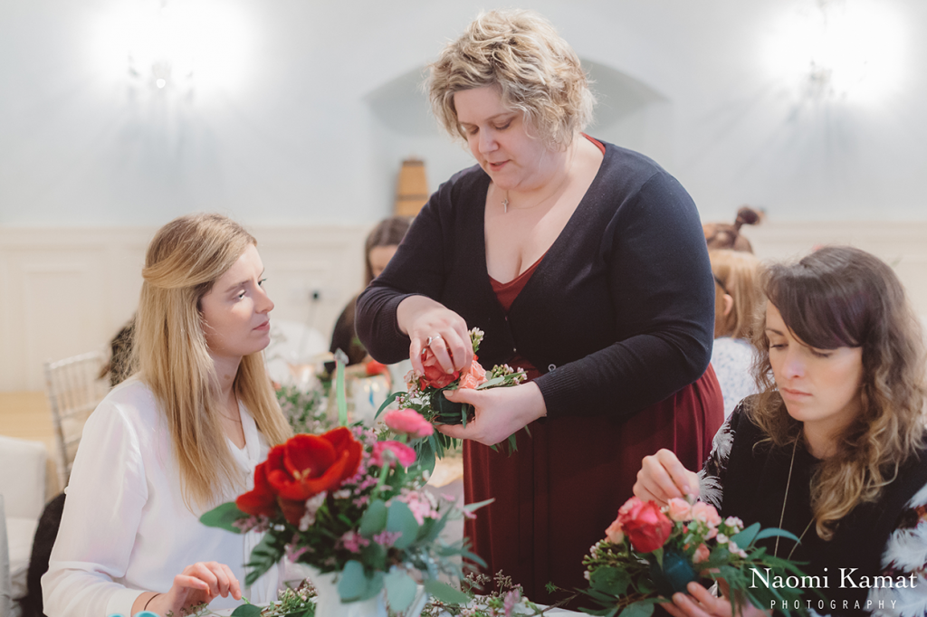 DIY Wedding Workshop, Flemings Restaurant, Cork