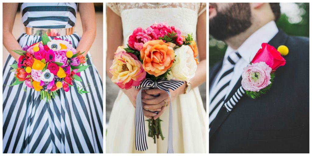Monochrome Wedding Inspiration