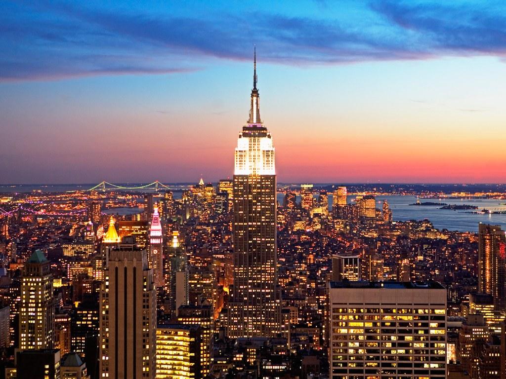 NYC  - city honeymoon destinations