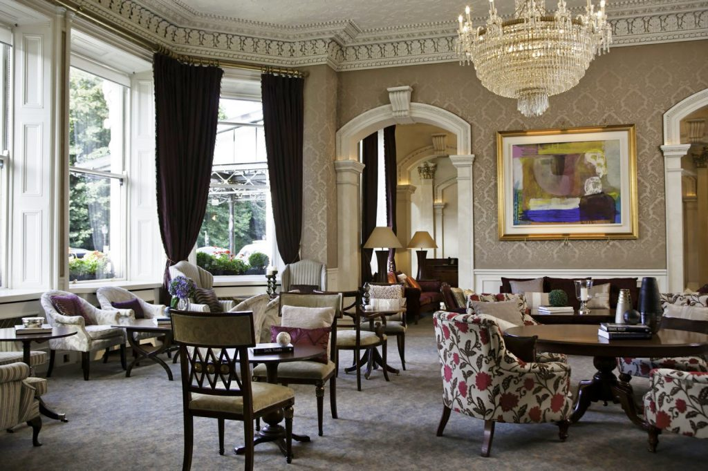 Lord Mayors Lounge The Shelbourne Hotel