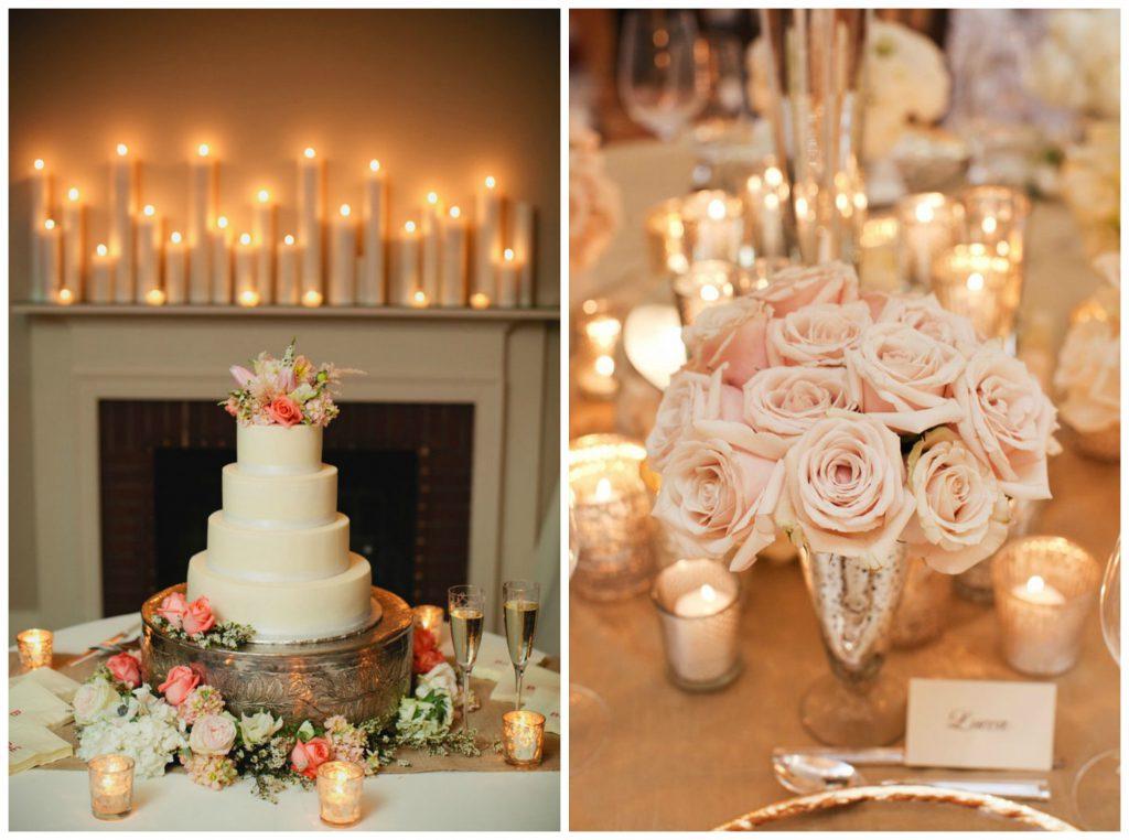 Tealight Wedding Lighting Ideas