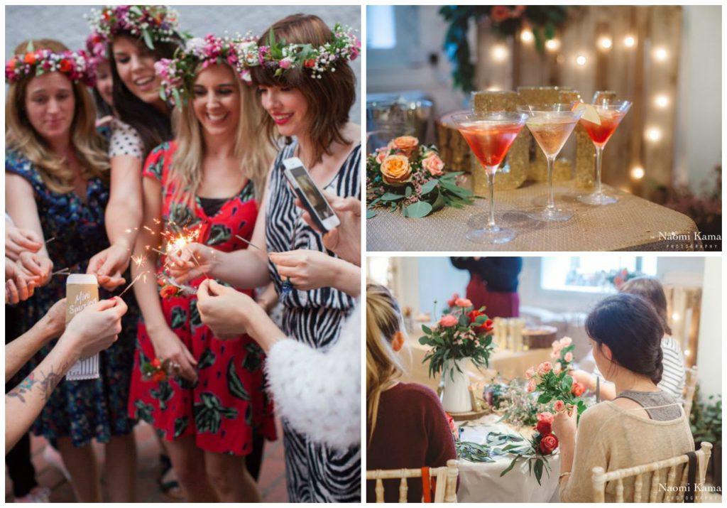 Oh Me Oh My DIY + WeddingDates Wedding Workshops Schedule 2016