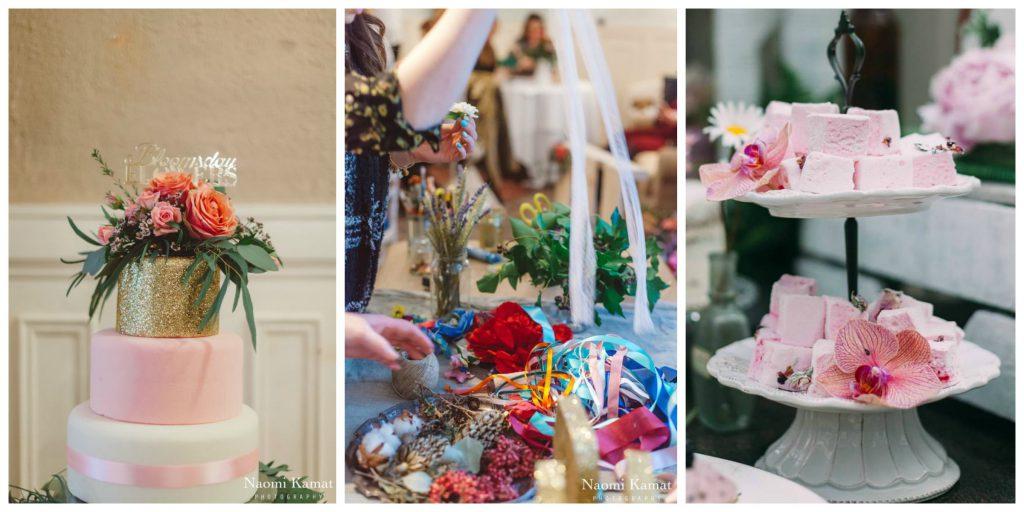 Oh Me Oh My DIY + WeddingDates Wedding Workshops