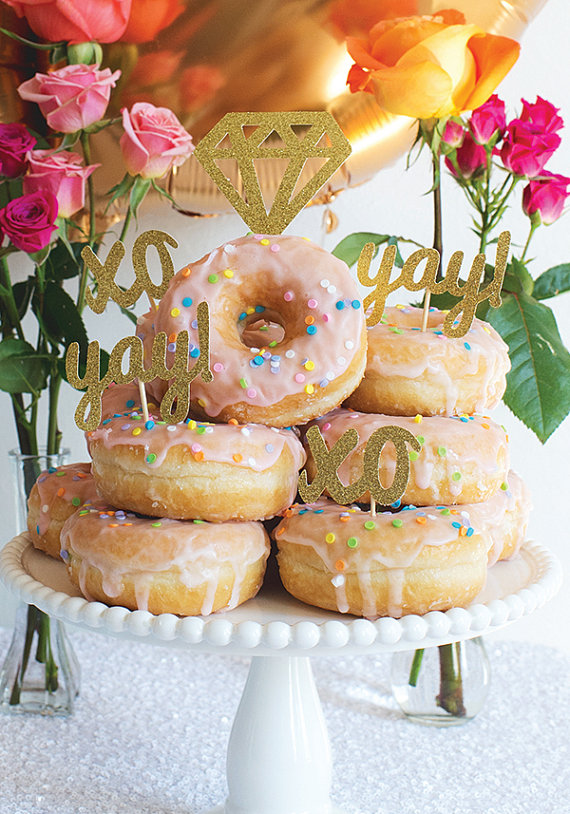 Donut Toppers