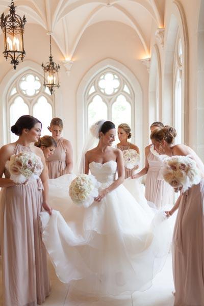 Bridesmaid Duties Ceremony