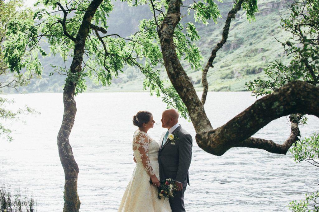 Gougane Barra Wedding
