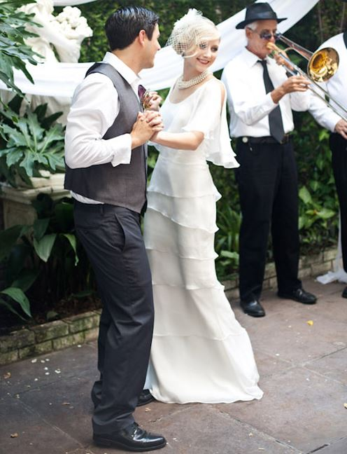 Jazz Wedding