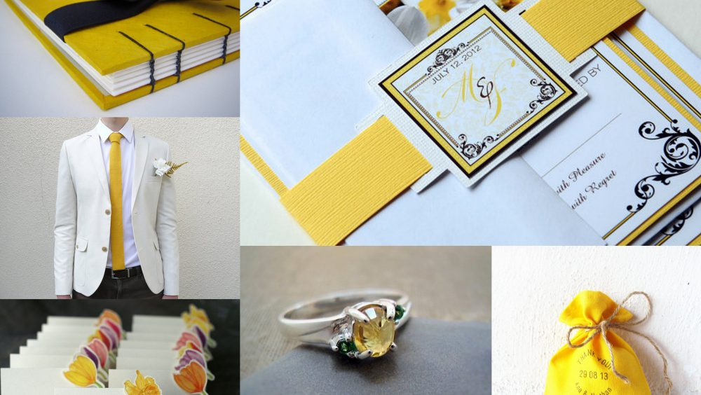 Daffodil Wedding Mood Board Weddingdates Ie