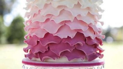 Cake Autumn colour trends 2013