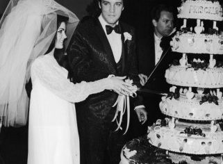 Elvis and Priscilla Wed- Throwback Thursday