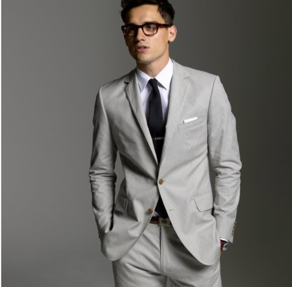 One for the Boys - Getting Your Wedding Look Down