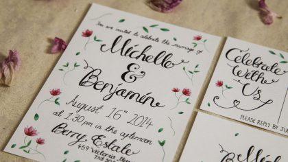 We Love: Pretty Stationery
