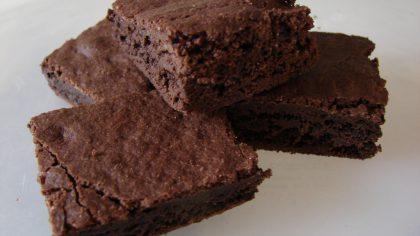 Fun Wedding Friday: Chocolate Brownies
