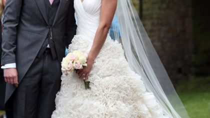Amazing Celebrity Weddings This Year so Far