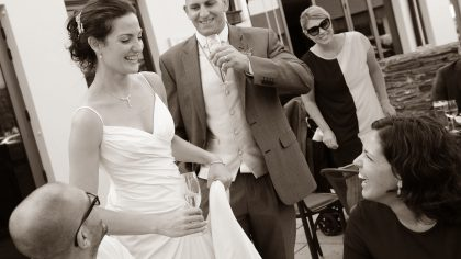 Real Wedding at Actons Hotel