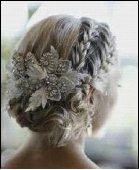 Winter Wedding Hair Trends