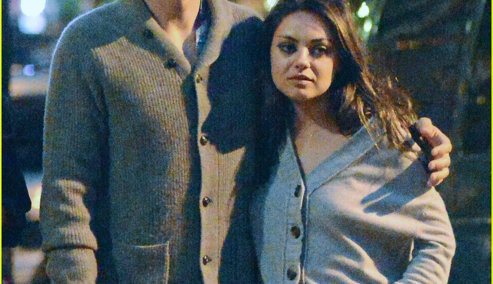 Are Mila and Ashton Engaged?