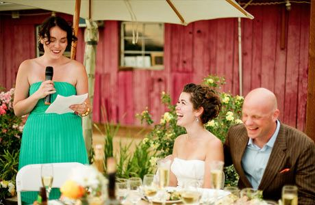 How to Write Some Killer Wedding Vows