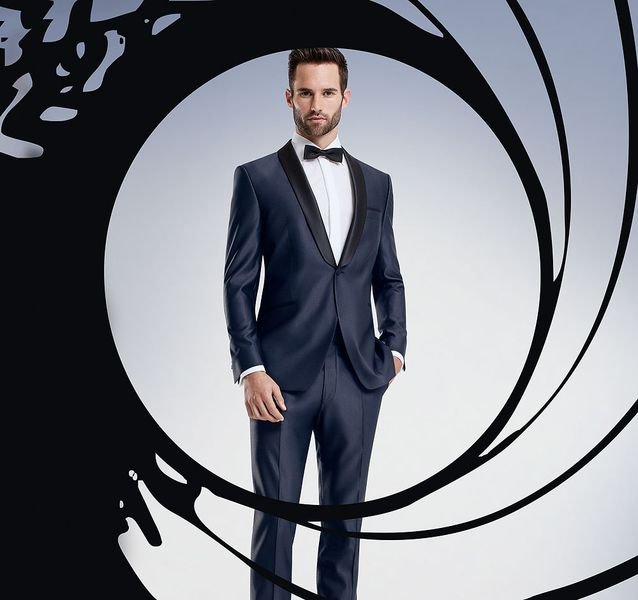 Groom Style: Finding The Perfect Suit