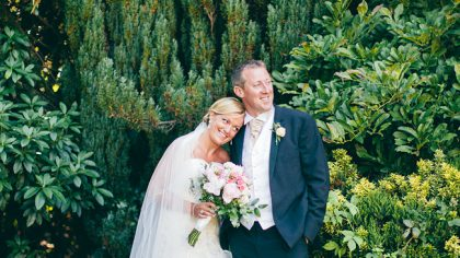 Pretty in Pink: Siobhan and Ciaran's Summer Wedding