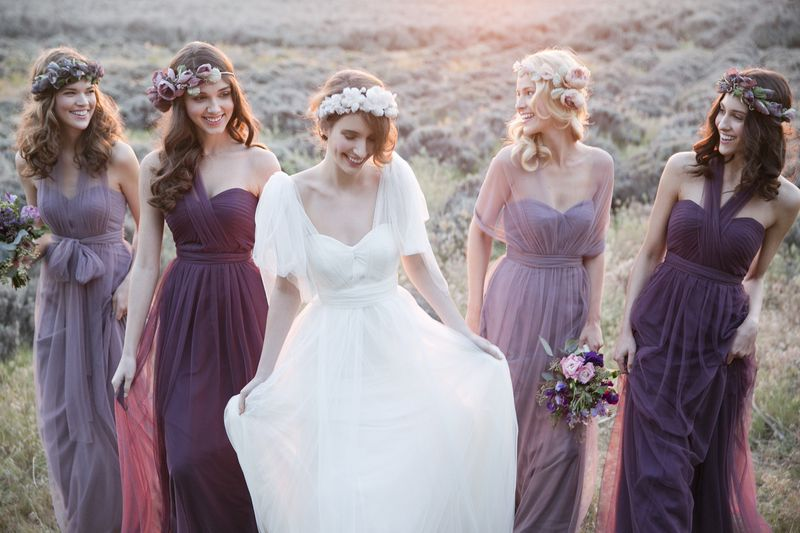 Tips for Finding Your Bridesmaid Gowns
