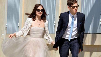 Keira Knightley Had a Second Wedding!