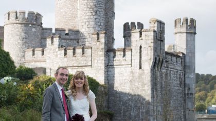 Winter Wedding - Aoife and Michael at Blackrock Castle