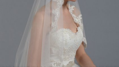 Everything You Need to Know About Bridal Veils