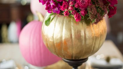 Pumpkin Vases (Best Day Ever)