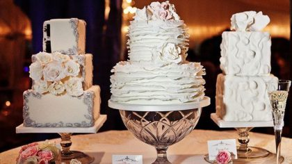 Wedding Cake Trends