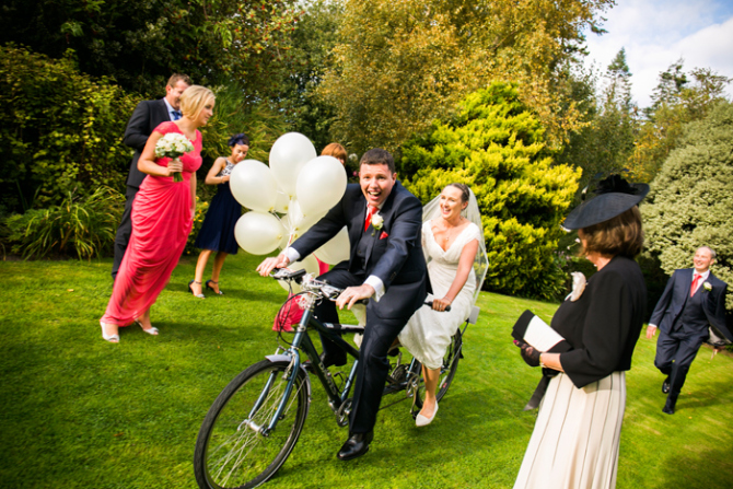 Leinster Wedding Venues