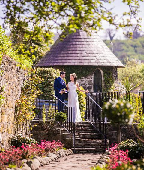 Ballygally Castle, Antrim Wedding Venue