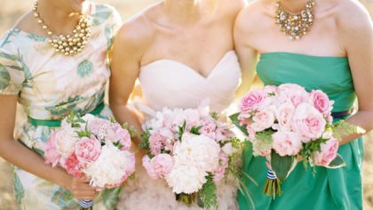 Rules for being the perfect bridesmaid