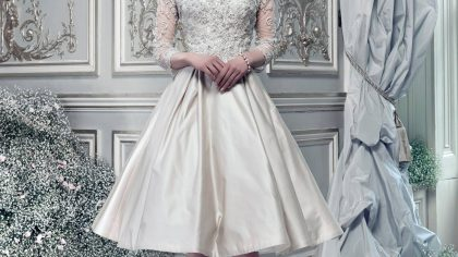 Ian Stuart Wedding Dresses at Ti Adora