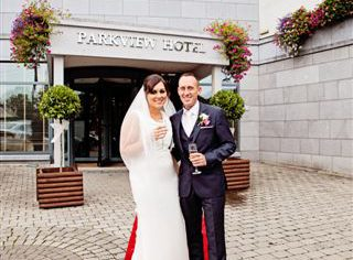 Competition: Win a Half Price Wedding at The Parkview Hotel, Wicklow Wedding Venue