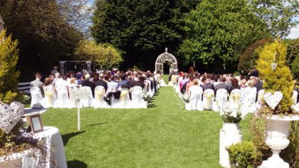 Headfort Arms Hotel, Meath Wedding Venue